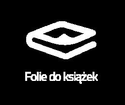 Folie do kasiążek - logo